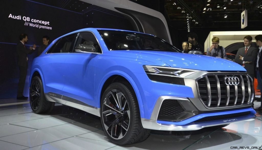 Latest 2018 Audi Q9 Concept New Cars Review And Photos Free Download