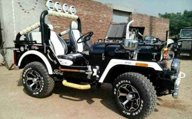 Latest Mahindra Jeep Car For Sale In Vadodara Id 1415287770 Free Download