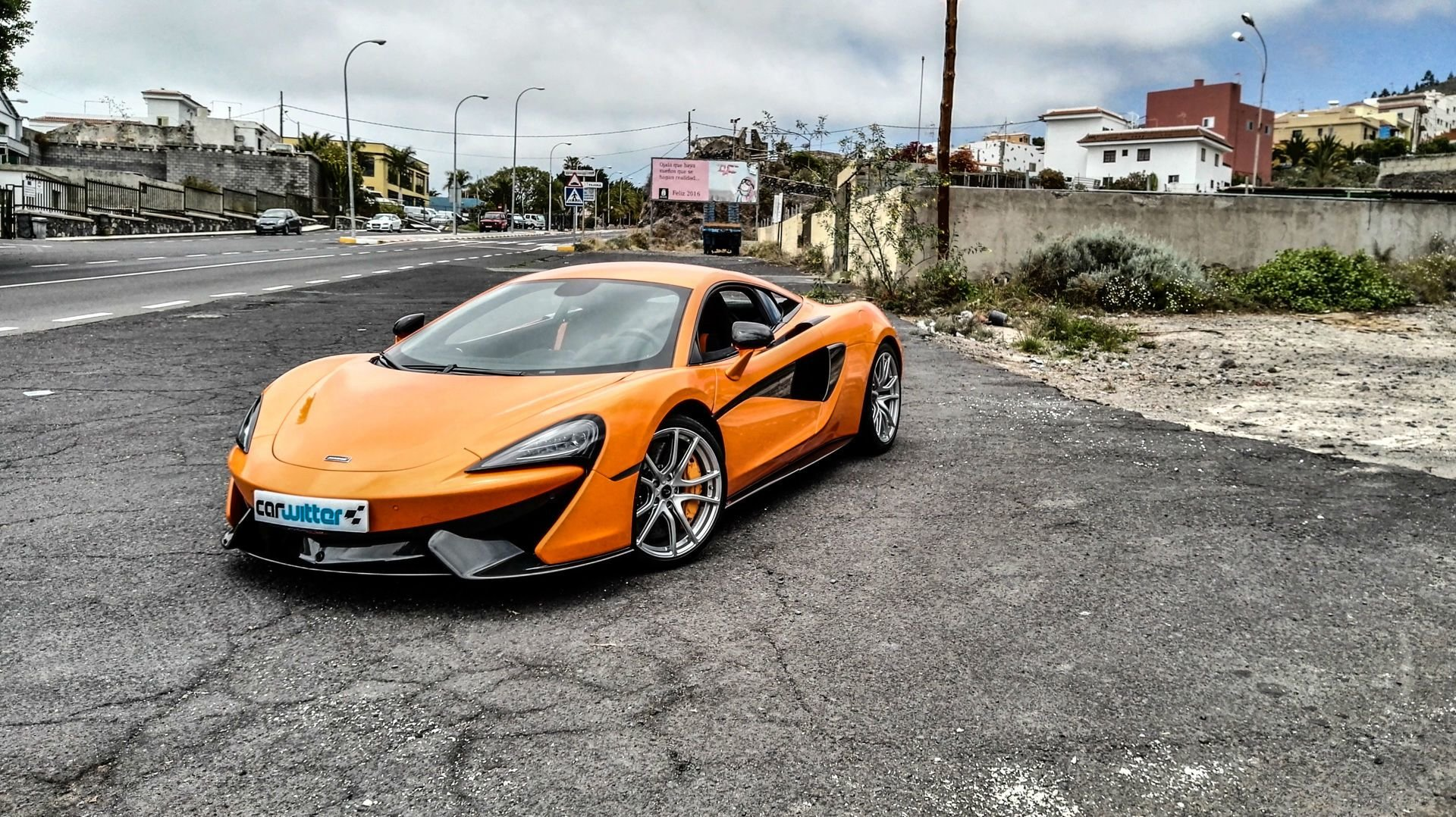 Latest Mclaren 570Gt Review The Daily Sports Car Carwitter Free Download