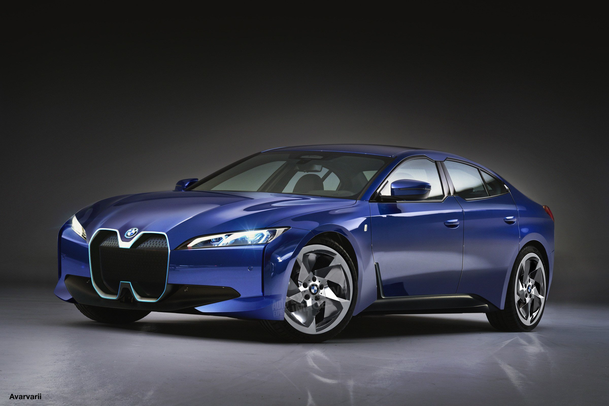 Latest New Bmw I4 To Take Bmw Electric Cars Mainstream In 2021 Free Download