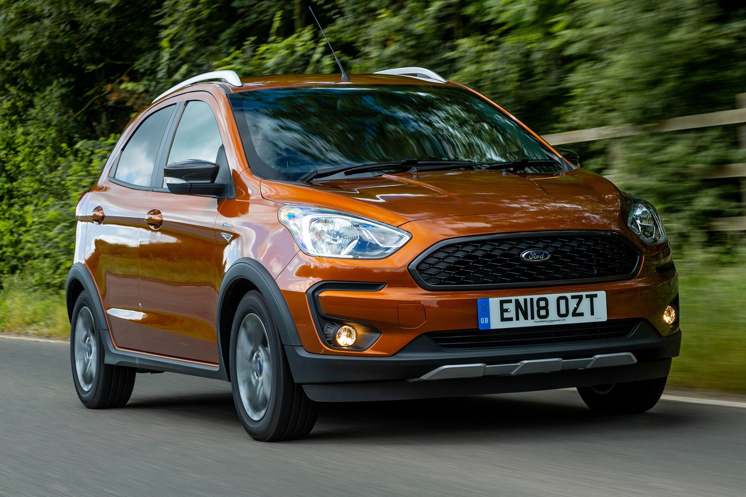 Latest New Ford Ka Active 2018 Review Auto Express Free Download