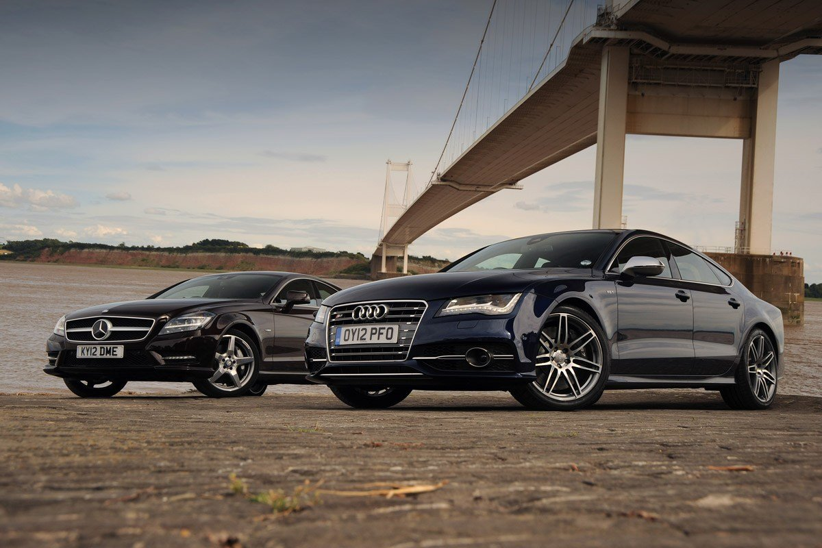 Latest Audi S7 Vs Mercedes Cls 500 Auto Express Free Download