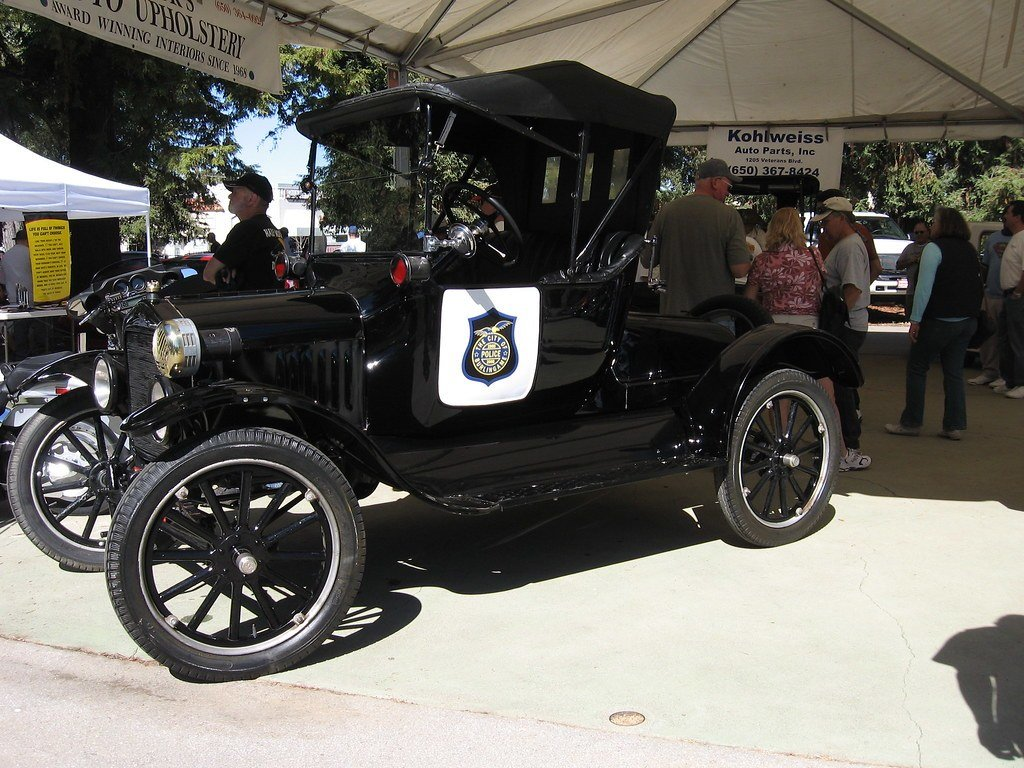 Latest Burlingame Police Model T Ford Model T Police Car Free Download