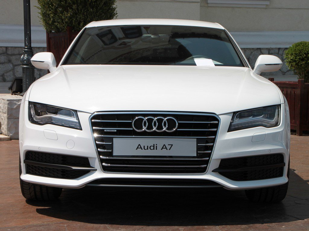 Latest New Audi A7 Front Cars Models 2012 2013 Img 7359 New Free Download