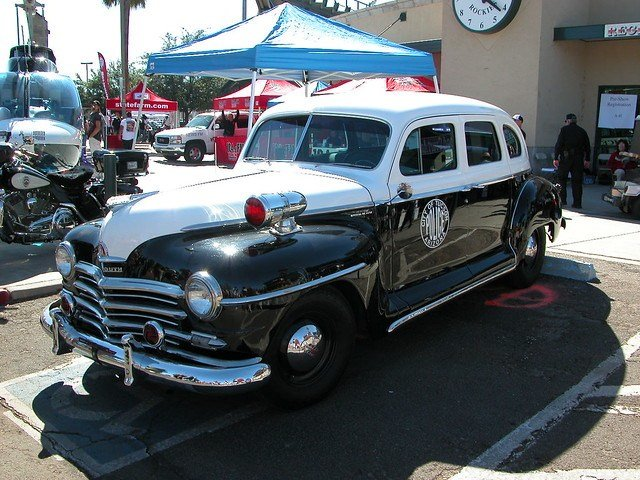 Latest 1948 Plymouth Tucson Vintage Police Car Ray Axe Flickr Free Download