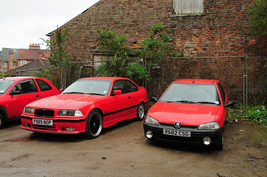 Latest Seeing Red Peugeot 106 Bmw M3 Ford Ka Paul Bennett Free Download