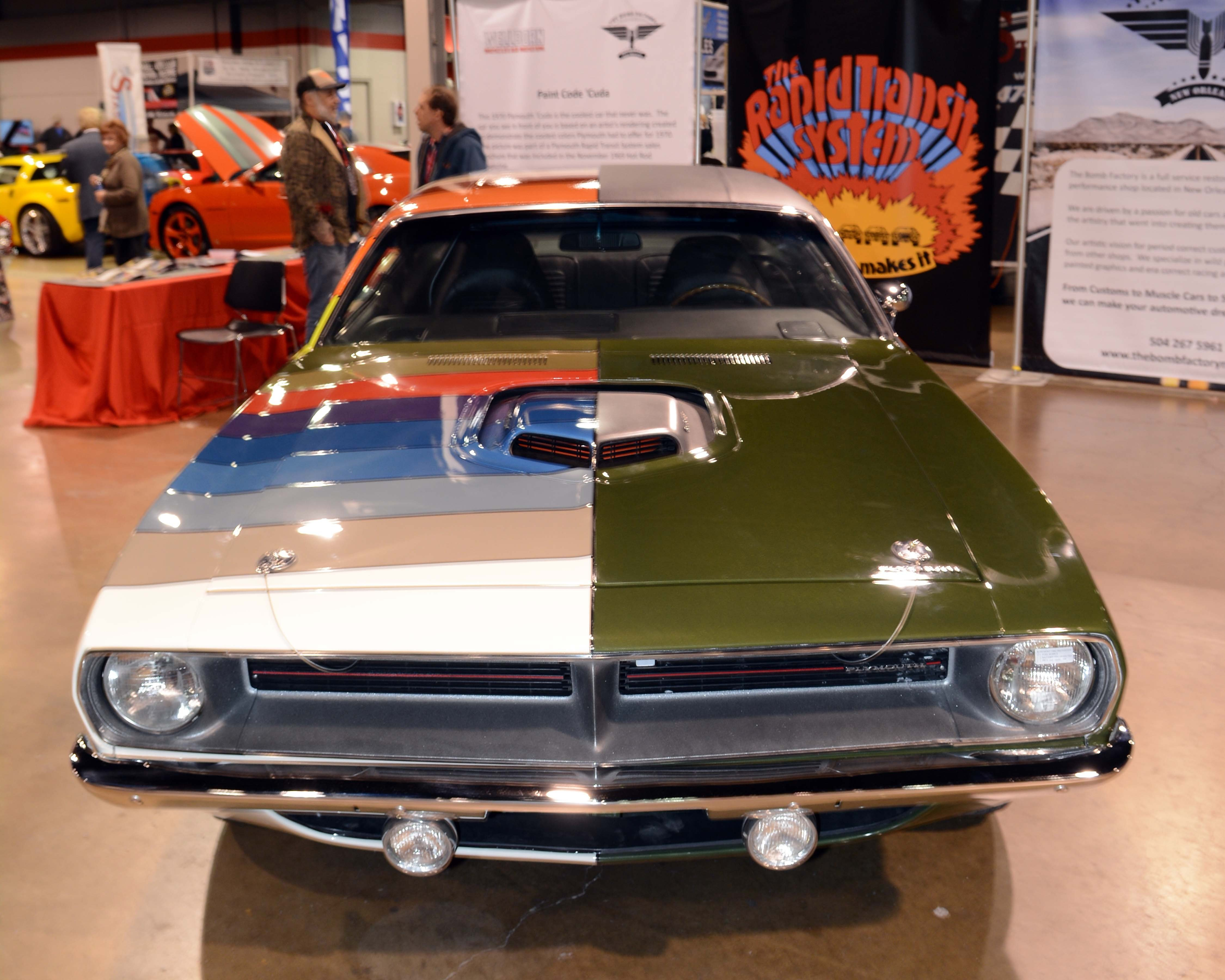 Latest 22 Crazy Mopars From The Muscle Car Nats In Chicago Hot Free Download