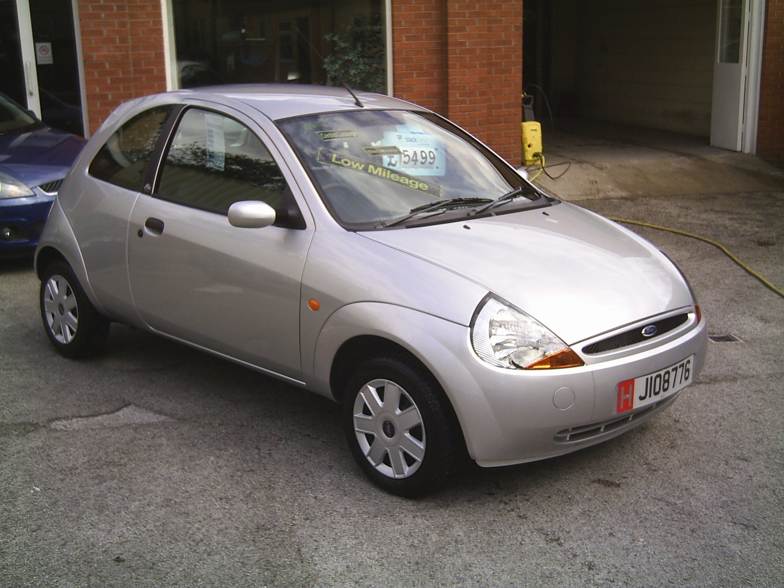Latest Ford Ka Overview Cargurus Free Download