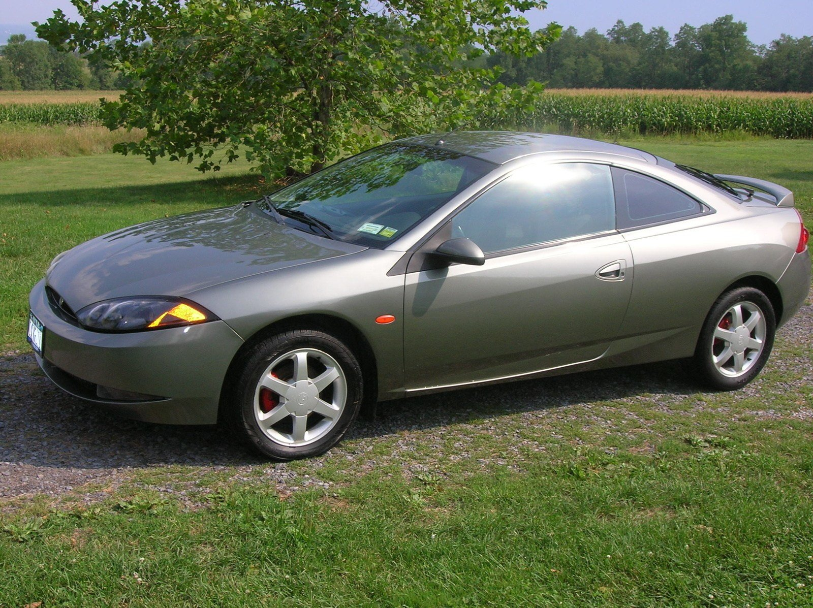 Latest 2000 Mercury Cougar Overview Cargurus Free Download