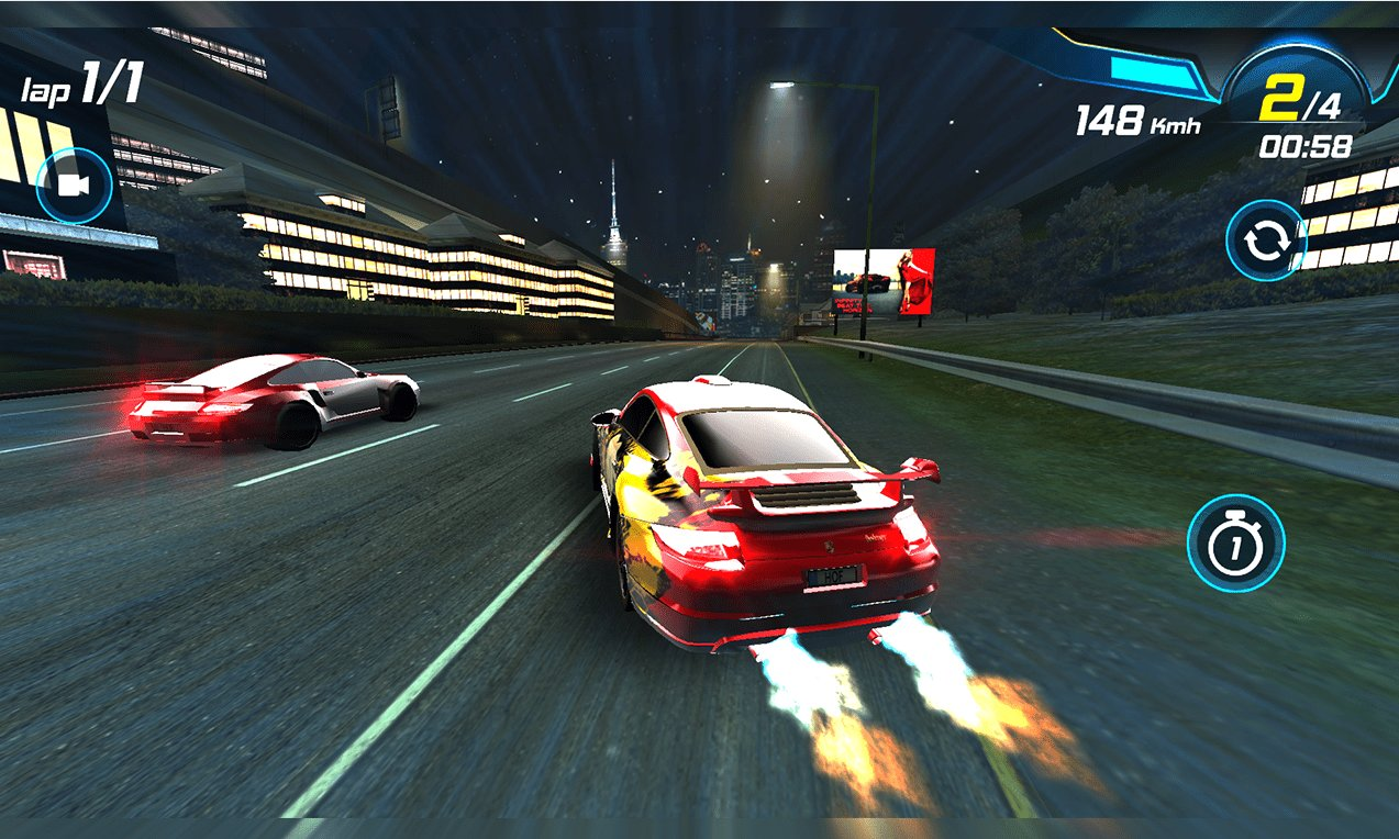 Latest Get High On Fuel Not Literally With Car Racing 3D Game Free Download Original 1024 x 768