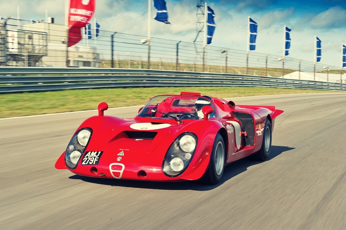 Latest 1968 Alfa Romeo Tipo 33 2 'Daytona' Silodrome Free Download