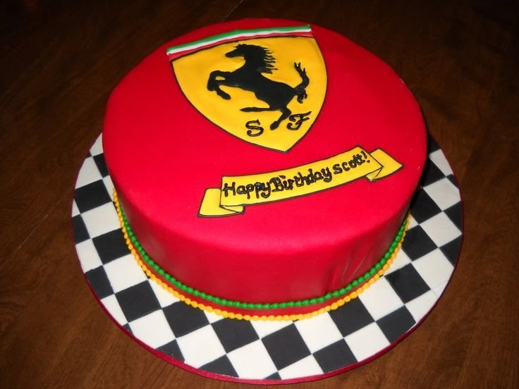 Latest 27 Best Images About Ferrari Birthday On Pinterest Free Download