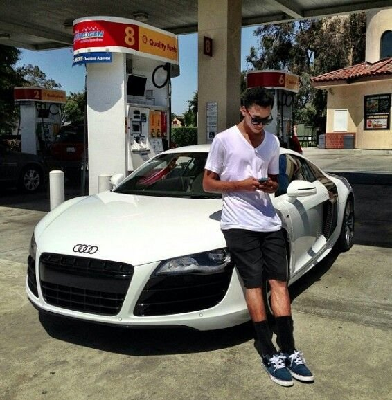 Latest Nyjah Huston Audi R8 Yum Cars Pinterest Nyjah Free Download