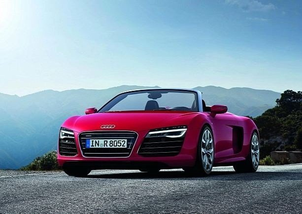 Latest Hot Pink Convertible Audi R8 Yes Please Cars Free Download
