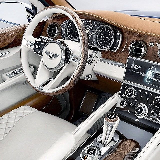 Latest Bentley Is Undoubtedly A Wow Car Inside And Outside Free Download