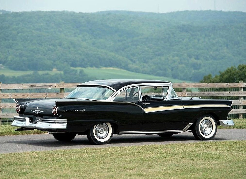 Latest Classic 1957 Ford Fairlane Photos The Classic Car Feed Free Download