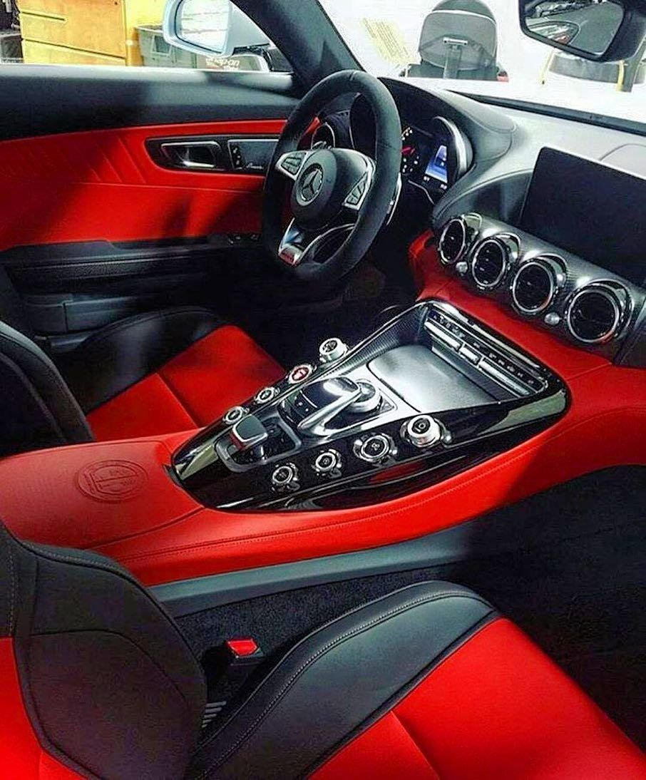 Latest Mercedes Benz Amg Gt S Interior The Inspiration Free Download