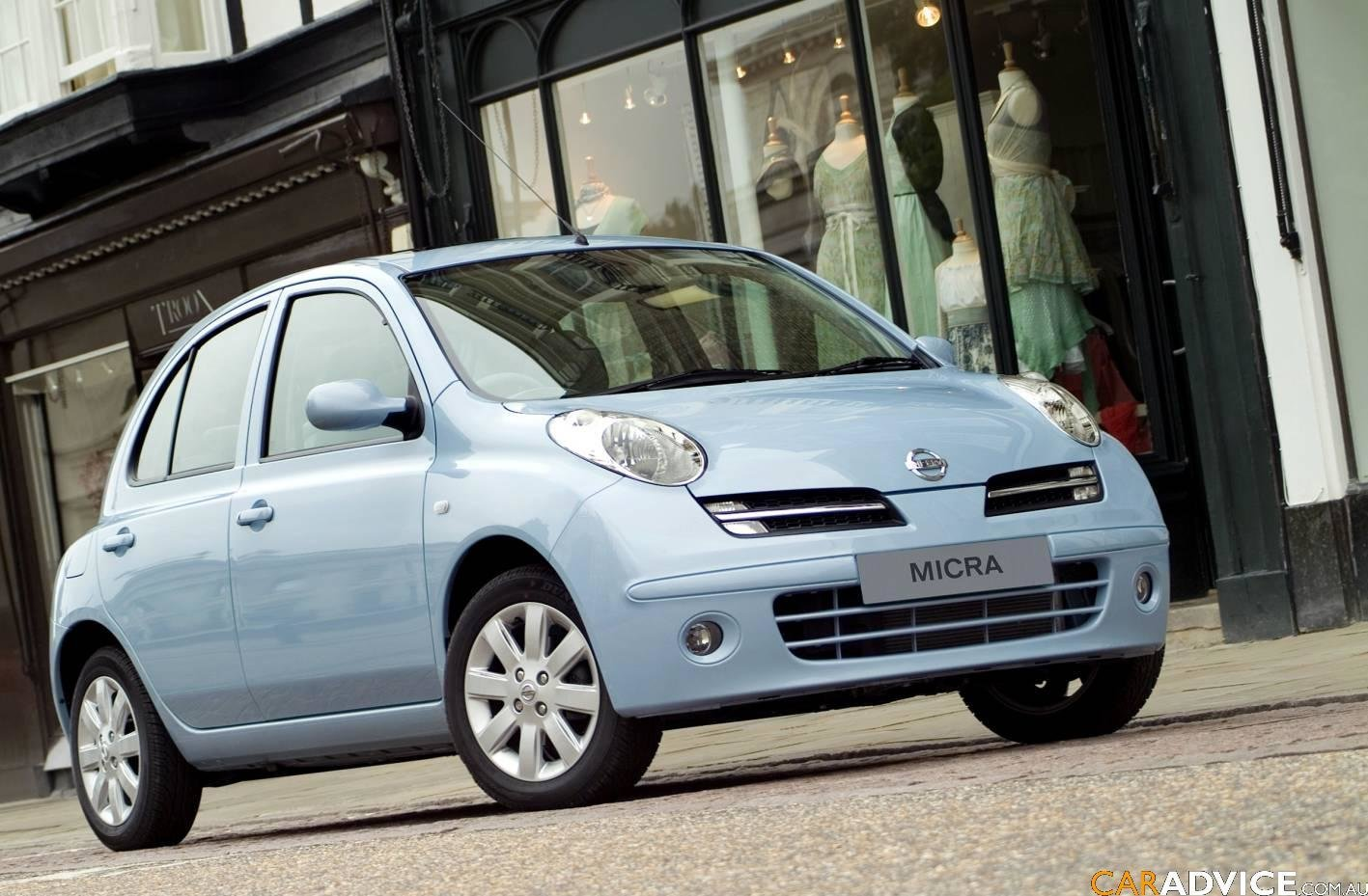 Latest 2008 Nissan Micra Specifications Photos Caradvice Free Download