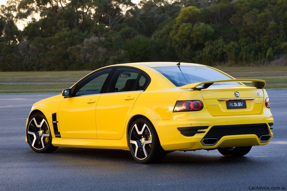 Latest Holden Special Vehicles Hsv Announces Singapore Export Free Download