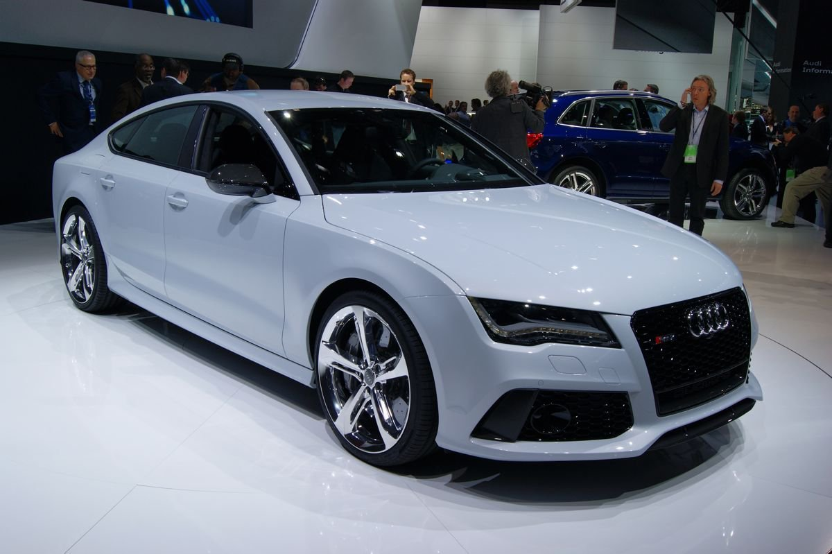 Latest Audi Rs7 Sportback 412Kw Four Door Coupe Debuts In Free Download