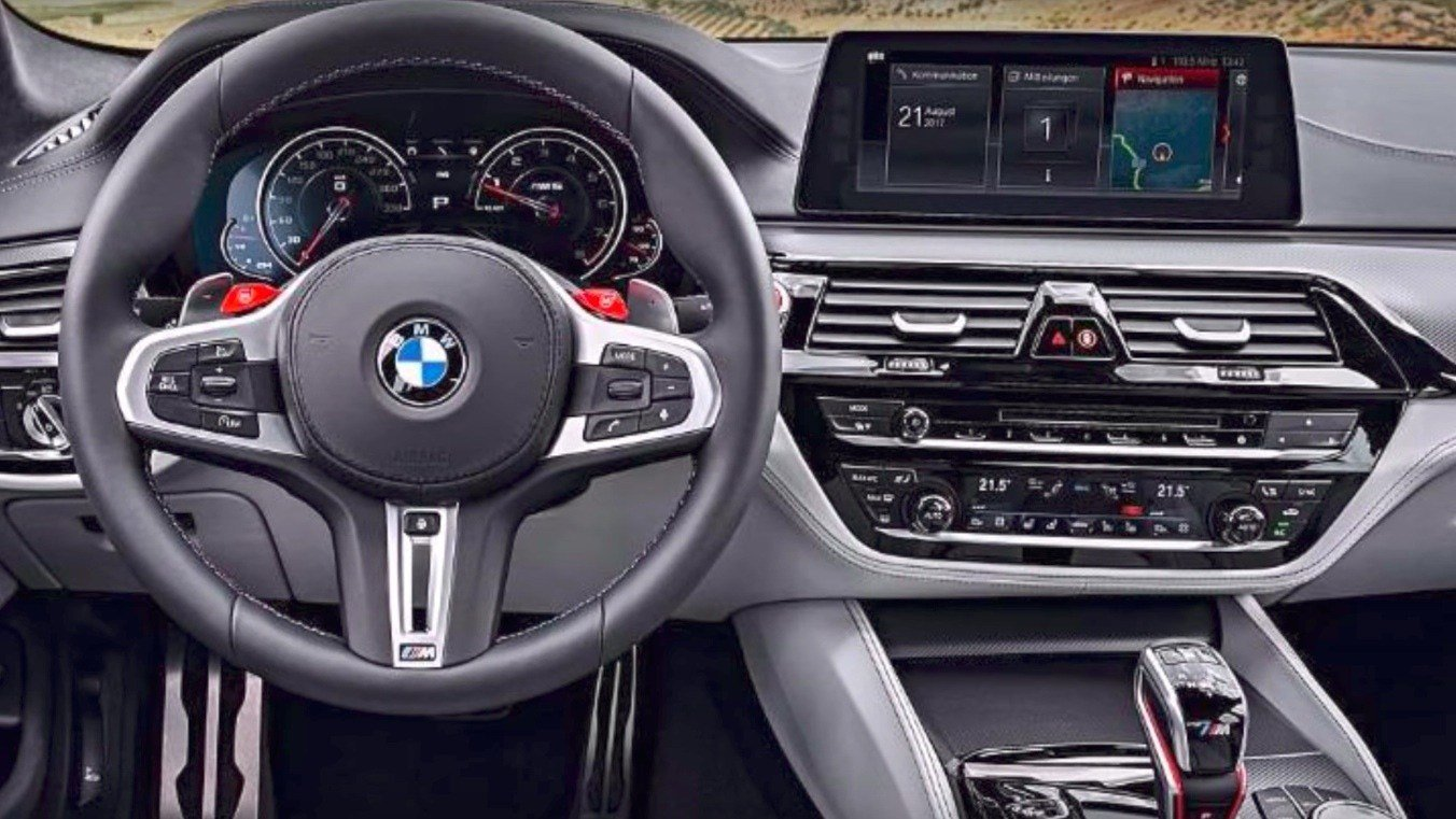 Latest 2018 Bmw M5 Leaked Photos Caradvice Free Download
