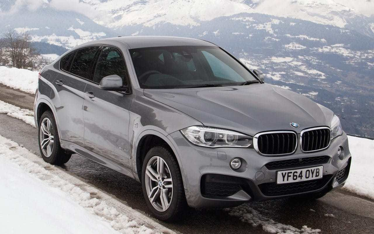 Latest Bmw X6 Review Better Than A Porsche Cayenne Free Download