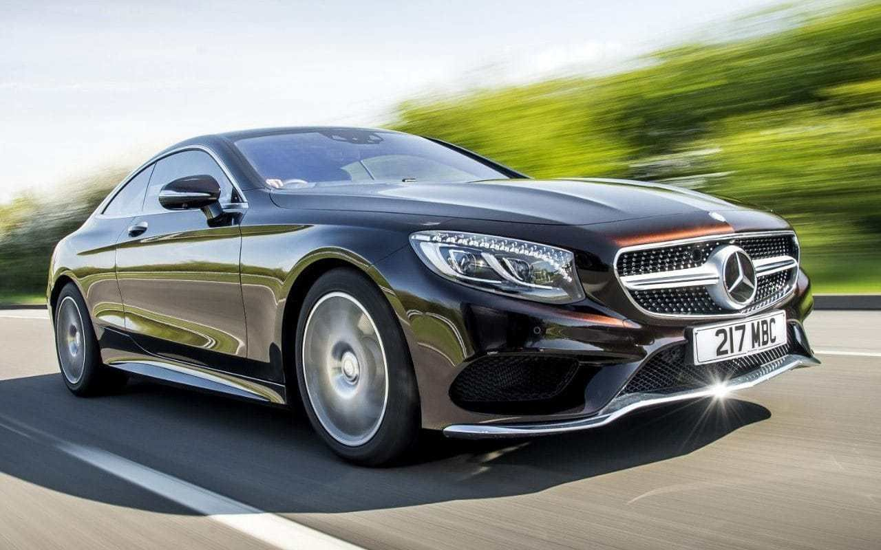 Latest Mercedes S Class Coupé Review Free Download