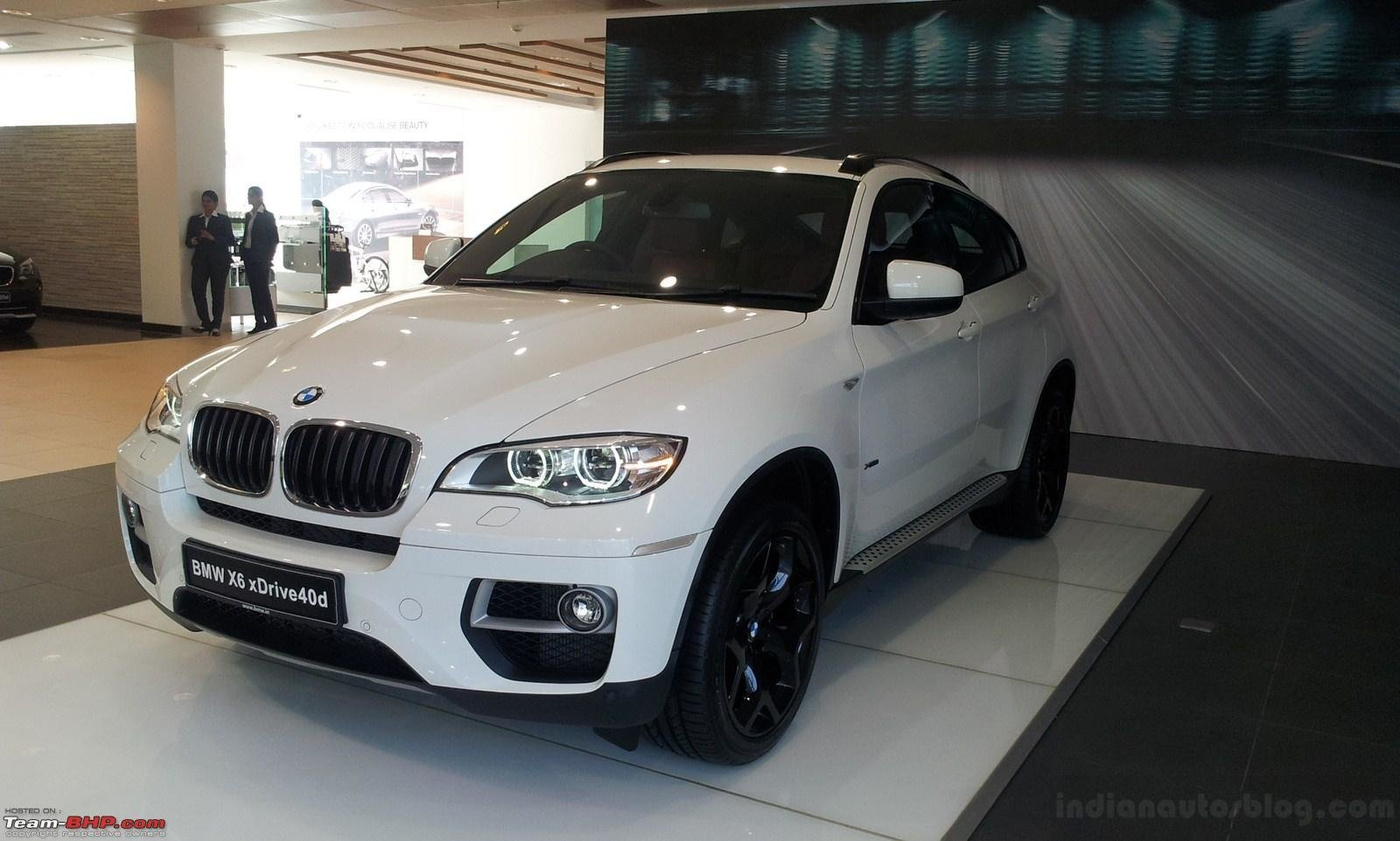 Latest Facelifted Bmw X6 Launched In India Team Bhp Free Download