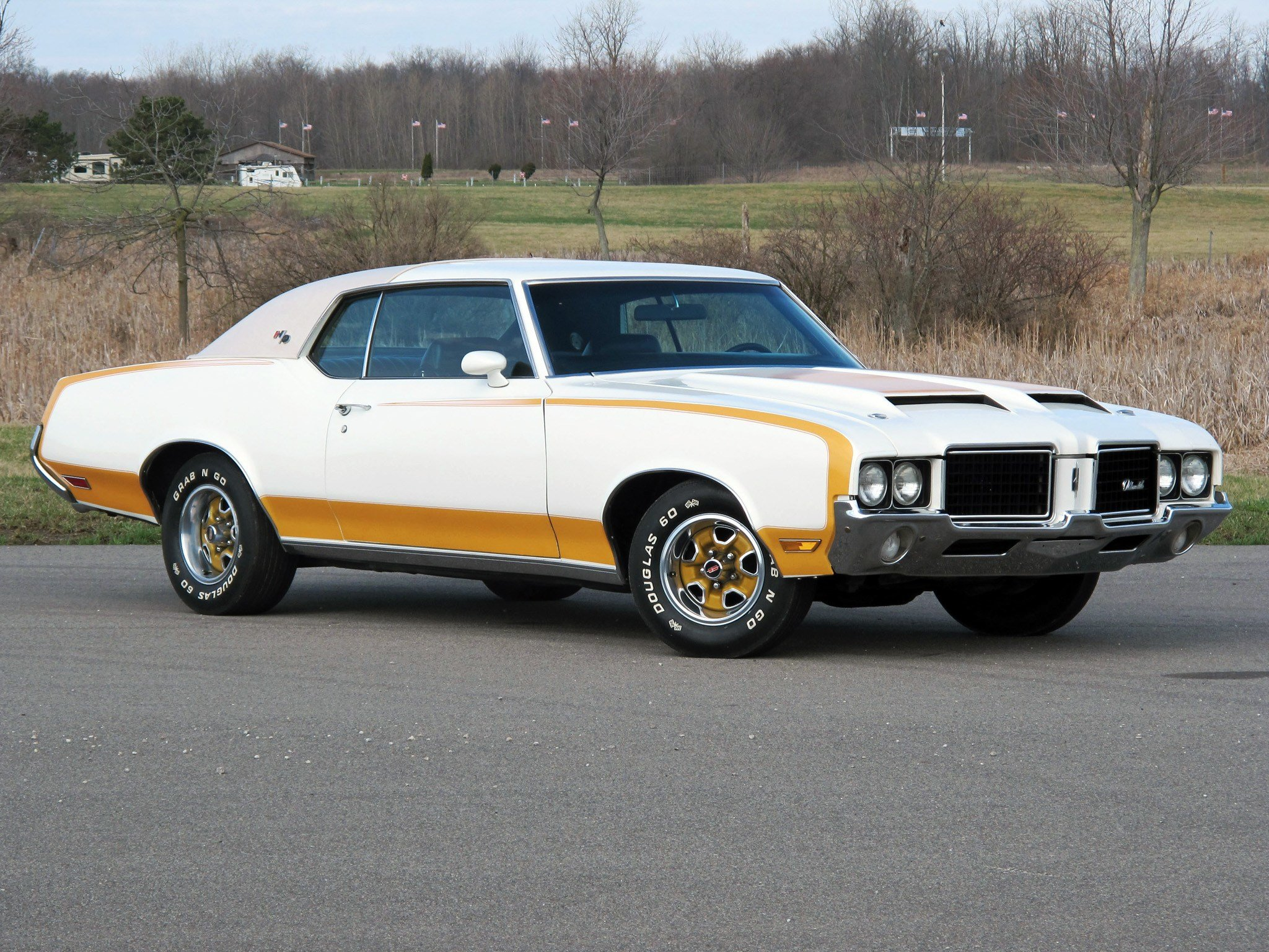 Latest 1972 Hurst Oldsmobile Cutlass Supreme Hardtop Coupe Indy Free Download