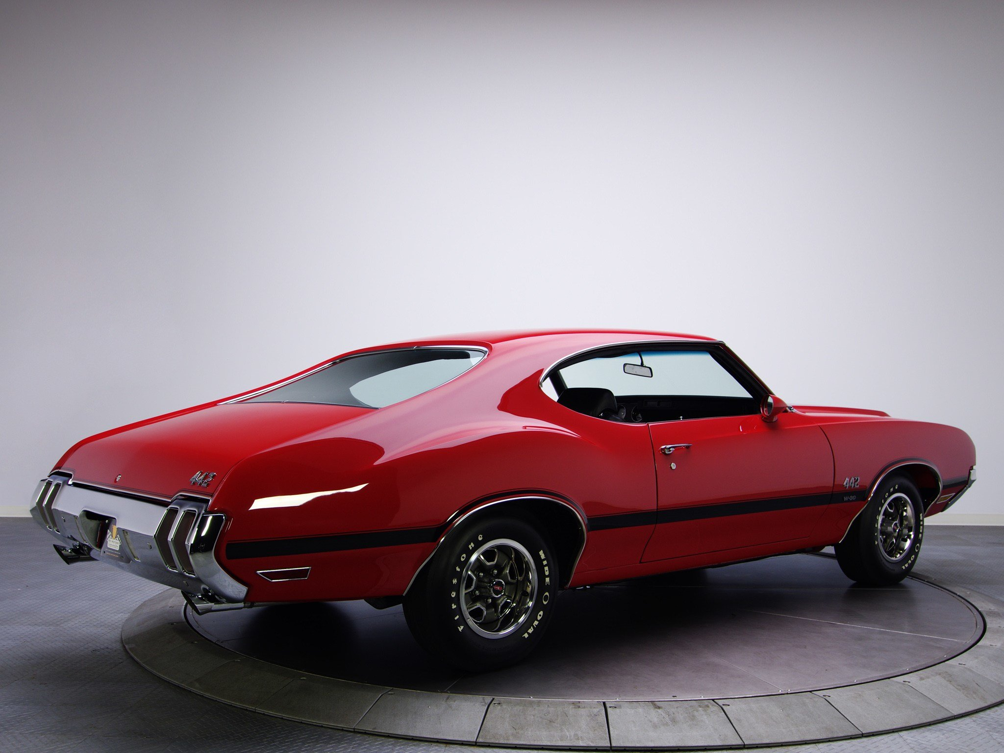 Latest 1970 Oldsmobile 442 W 30 Holiday Coupe 4487 Muscle Free Download