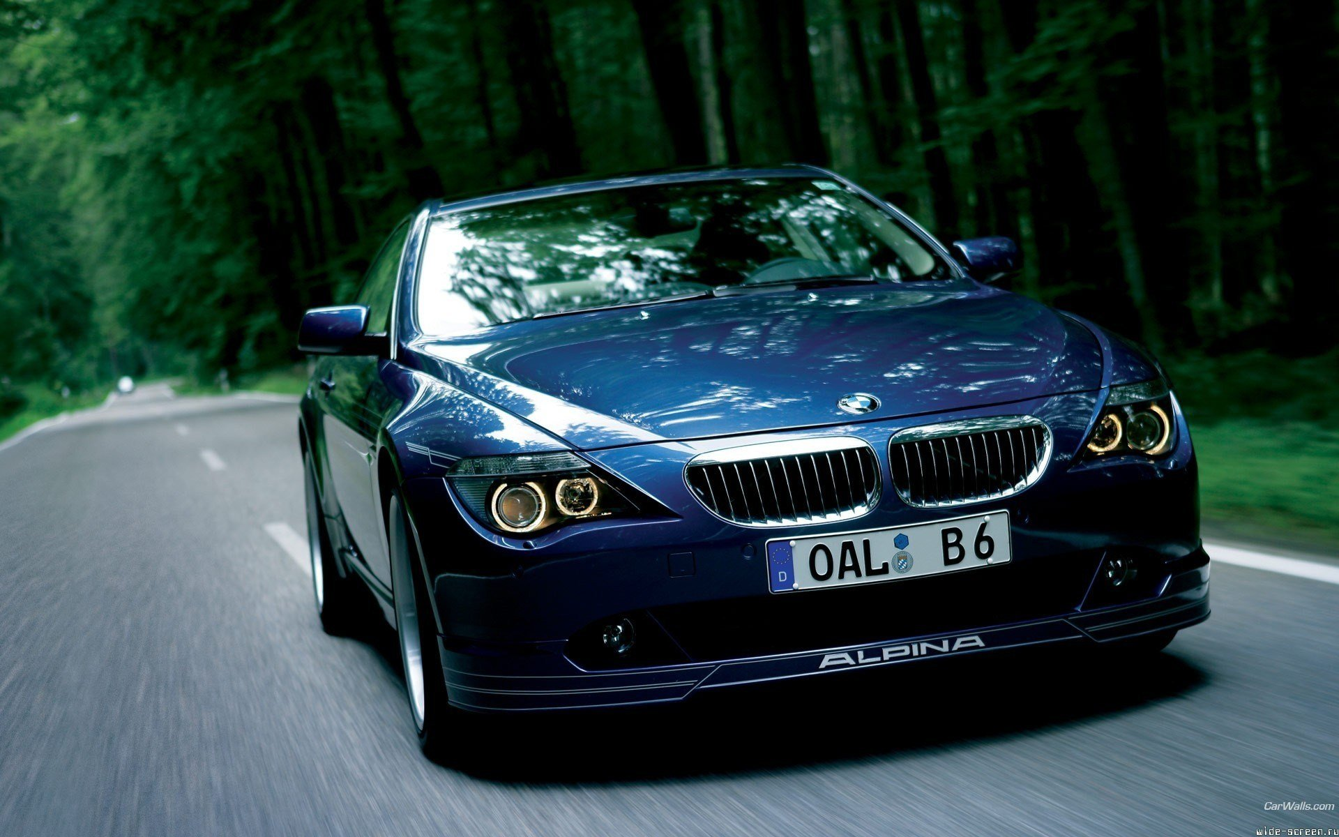 Latest Nature Bmw Trees Forests Cars Roads Vehicles Wallpaper Free Download