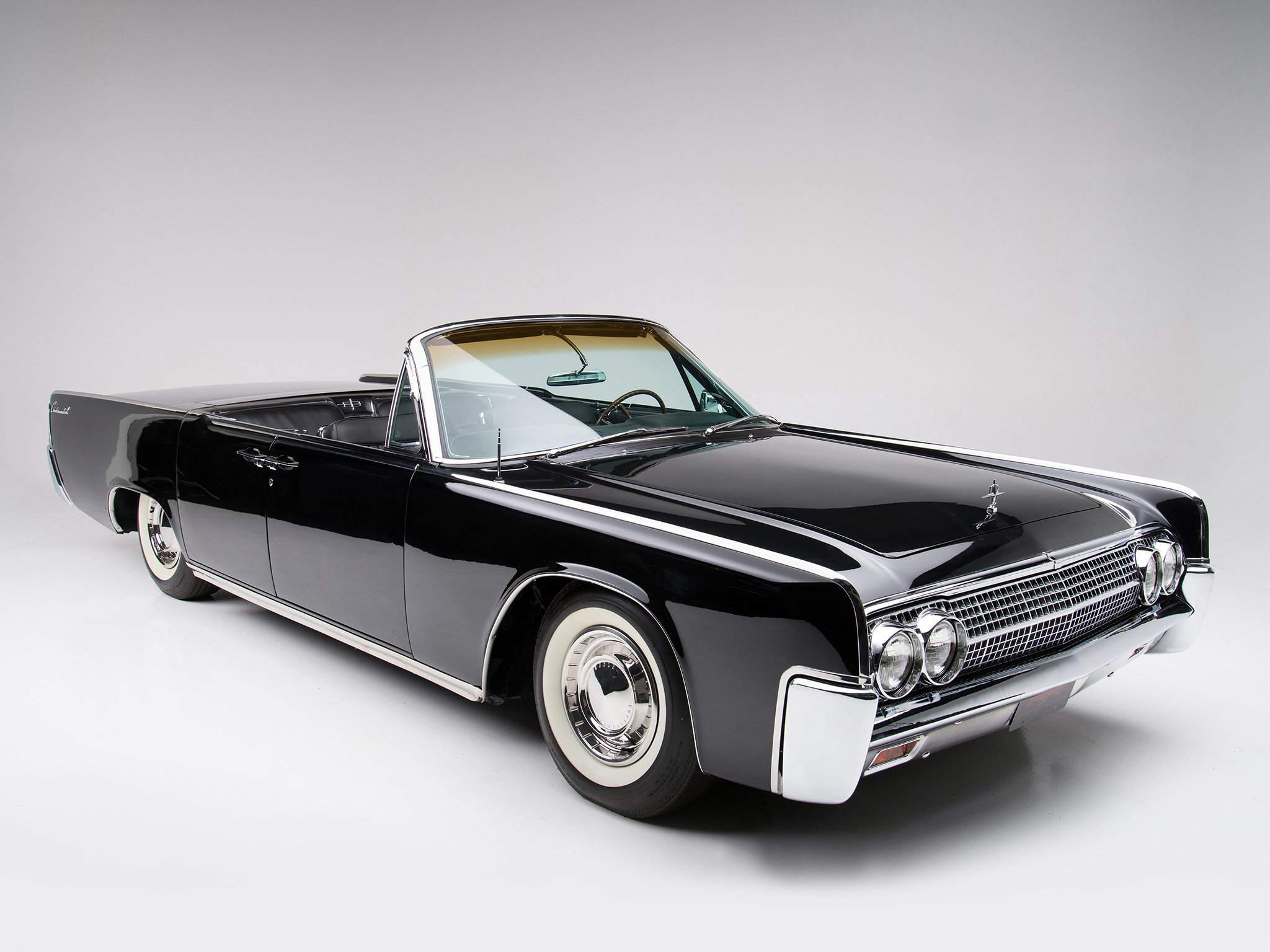 Latest 1963 Lincoln Continental Convertible Luxury Classic D Free Download