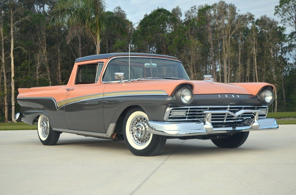 Latest 1957 Ford Ranchero Free Download