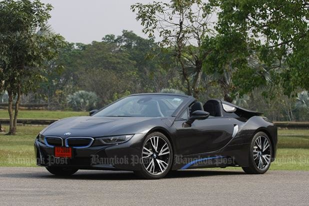 Latest Bmw I8 Roadster 2019 Review Bangkok Post Auto Free Download