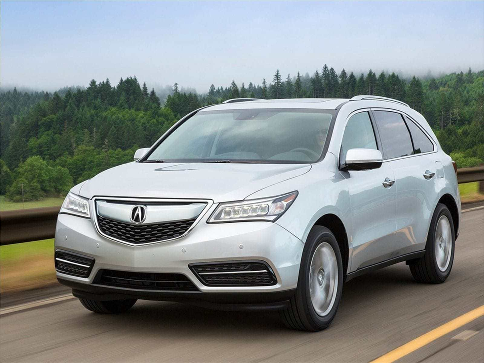 Latest 2014 Acura Mdx Seven Seat Luxury Suv Acura Car Pictures Free Download