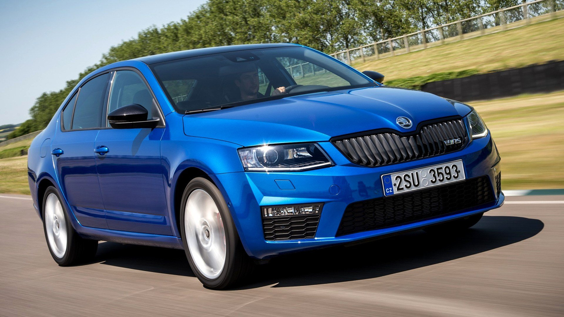 Latest 2013 Skoda Octavia Rs Wallpapers And Hd Images Car Pixel Free Download