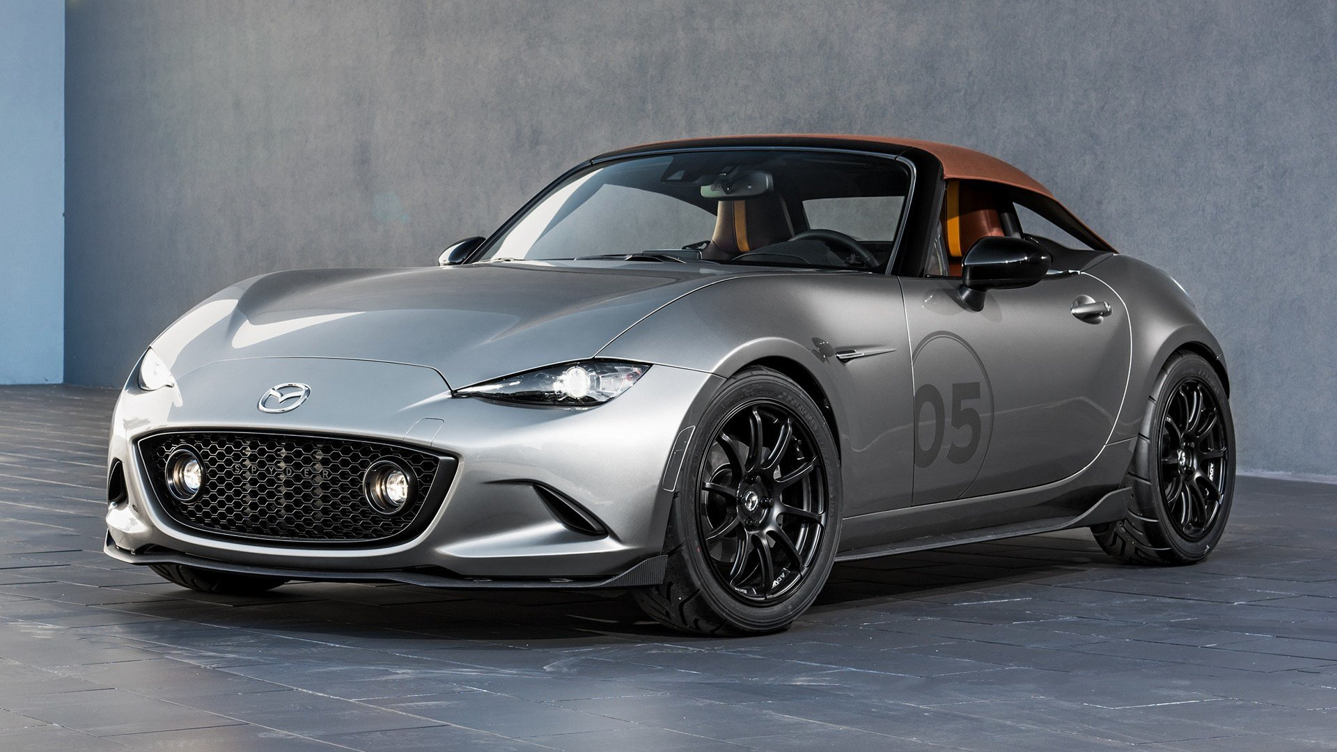 Latest 2015 Mazda Mx 5 Spyder Concept Wallpapers And Hd Images Free Download