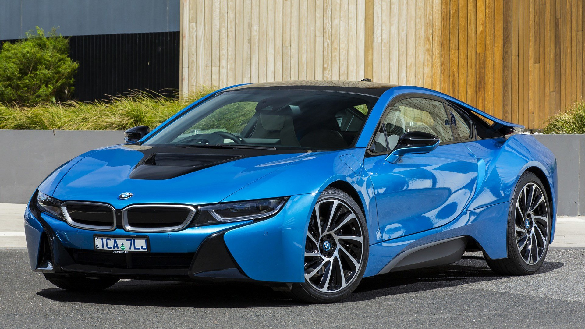 Latest 2014 Bmw I8 Au Wallpapers And Hd Images Car Pixel Free Download