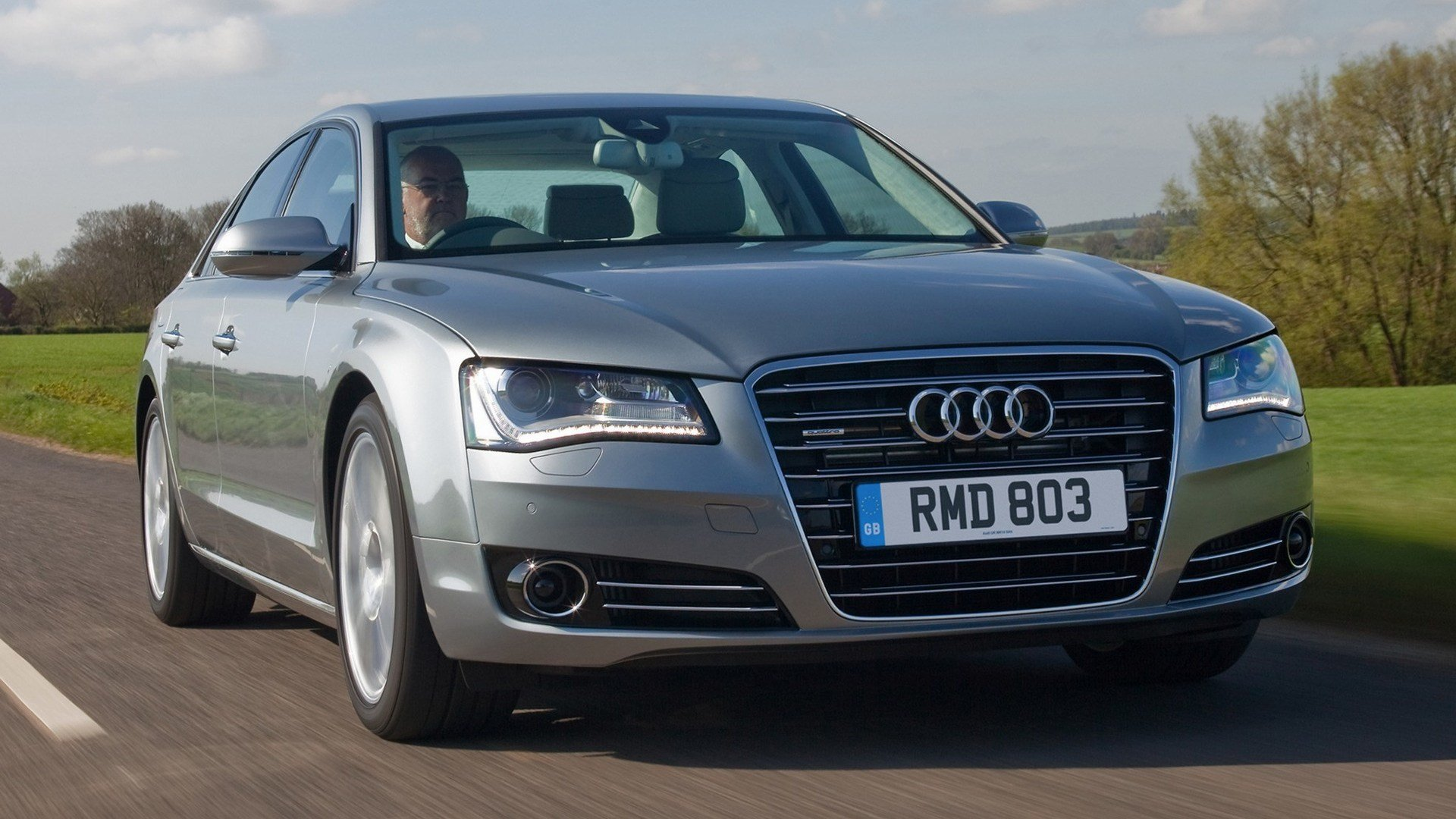 Latest 2010 Audi A8 Uk Wallpapers And Hd Images Car Pixel Free Download