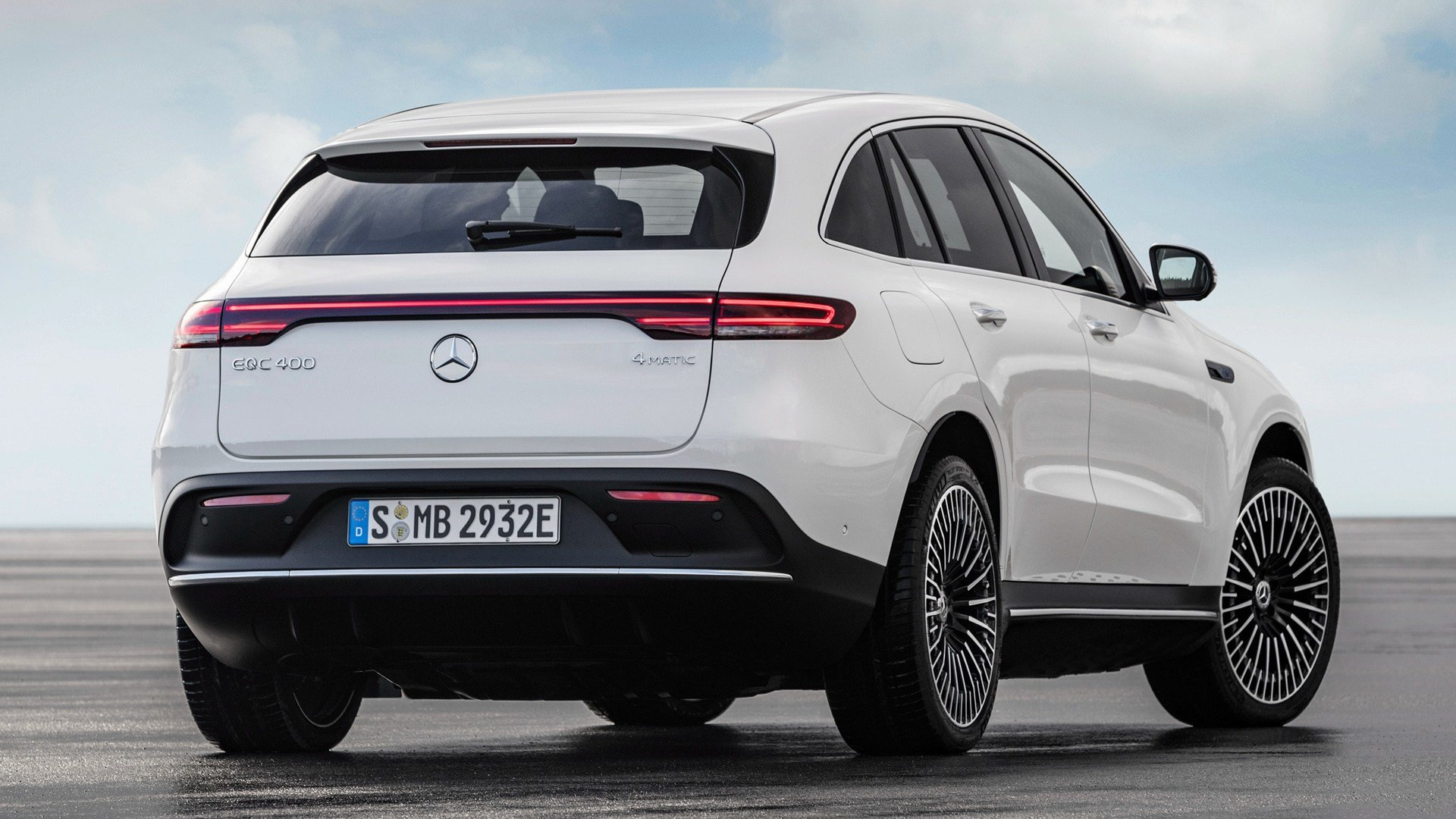 Latest 2019 Mercedes Benz Eqc Amg Line Wallpapers And Hd Images Free Download
