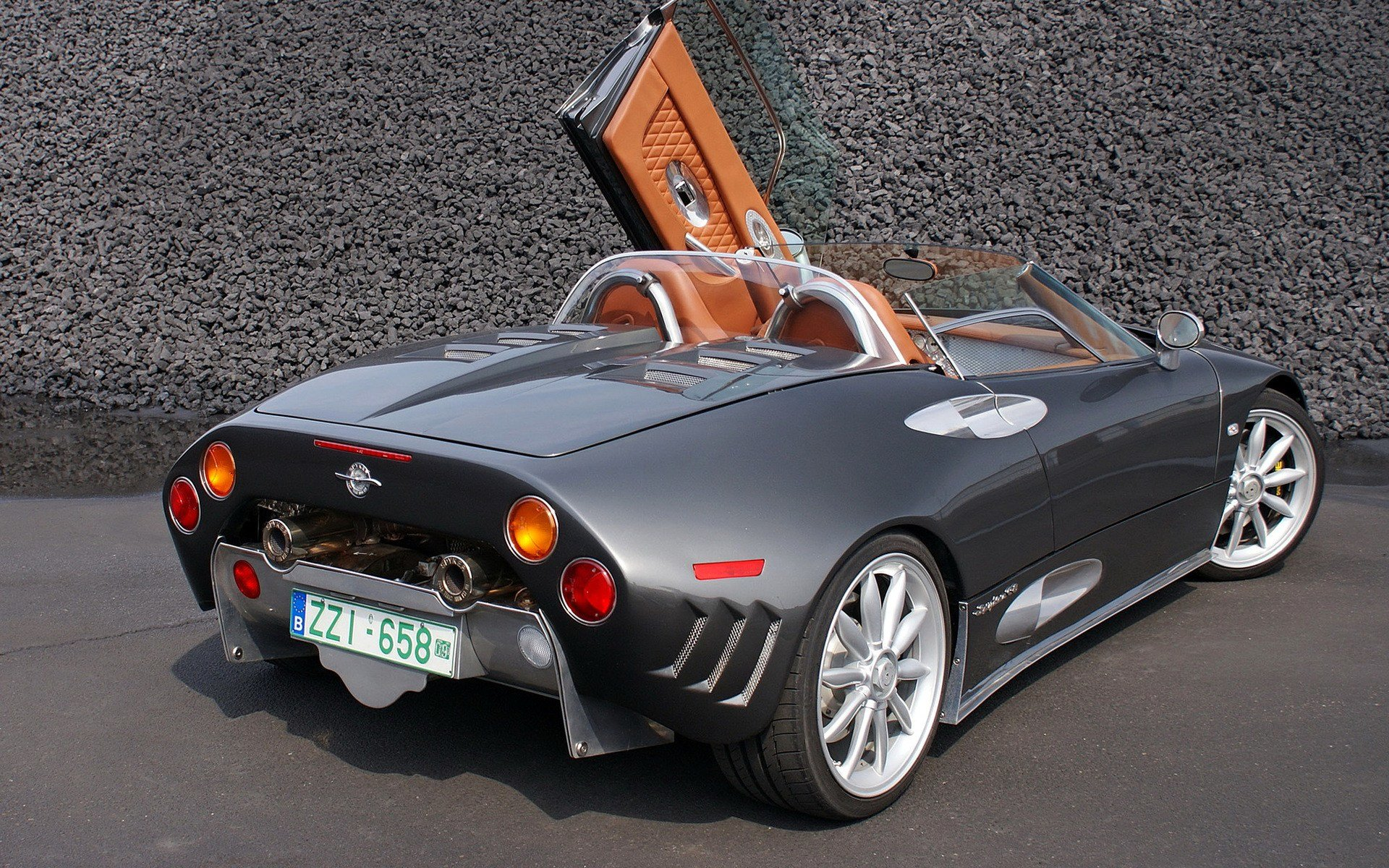 Latest Spyker C8 Spyder 2000 Wallpapers And Hd Images Car Pixel Free Download