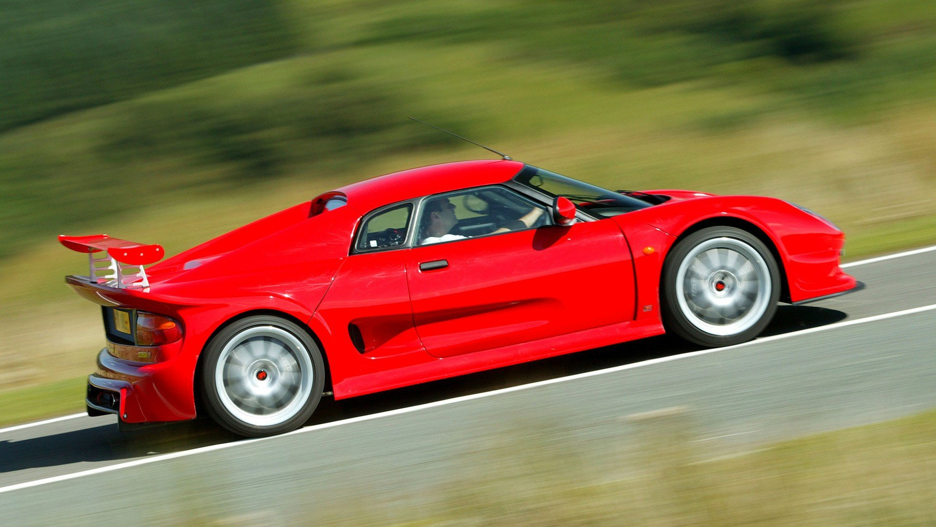 Latest 2004 Noble M12 Gto 3R Wallpapers And Hd Images Car Pixel Free Download