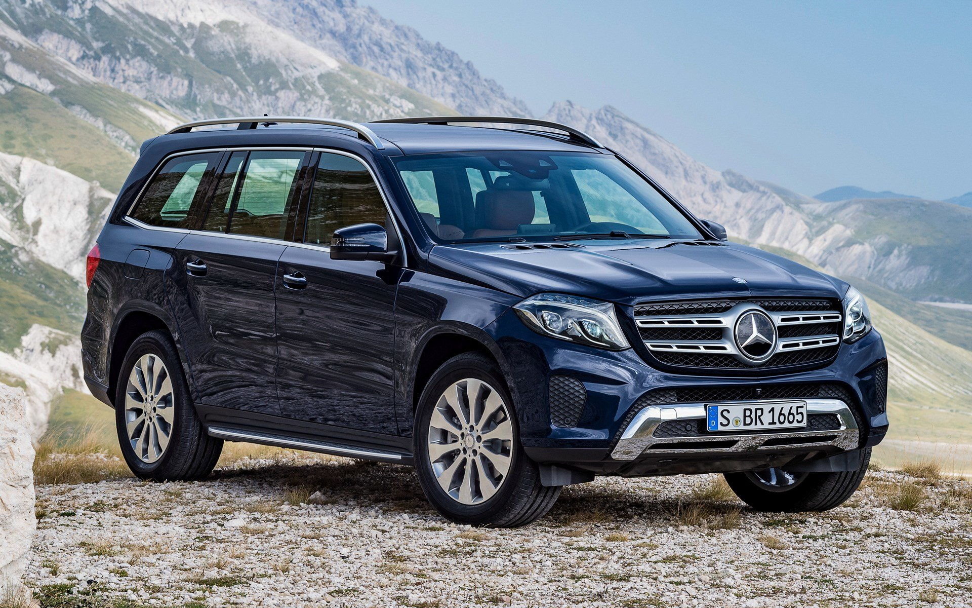 Latest 2016 Mercedes Benz Gls Class Wallpapers And Hd Images Free Download