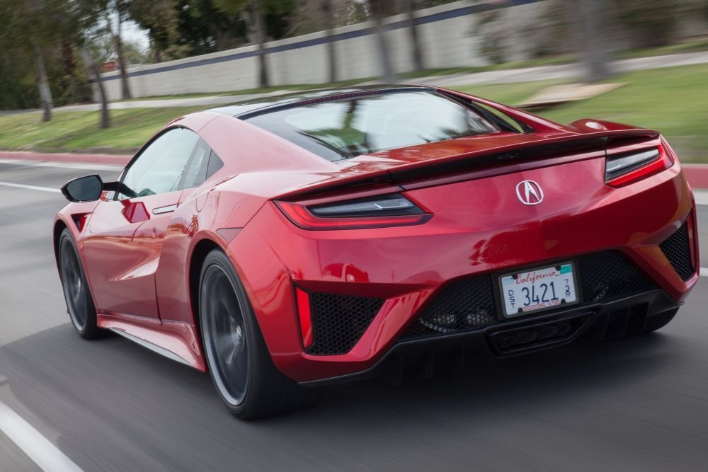 Latest 2017 Acura Nsx Photo Gallery Free Download