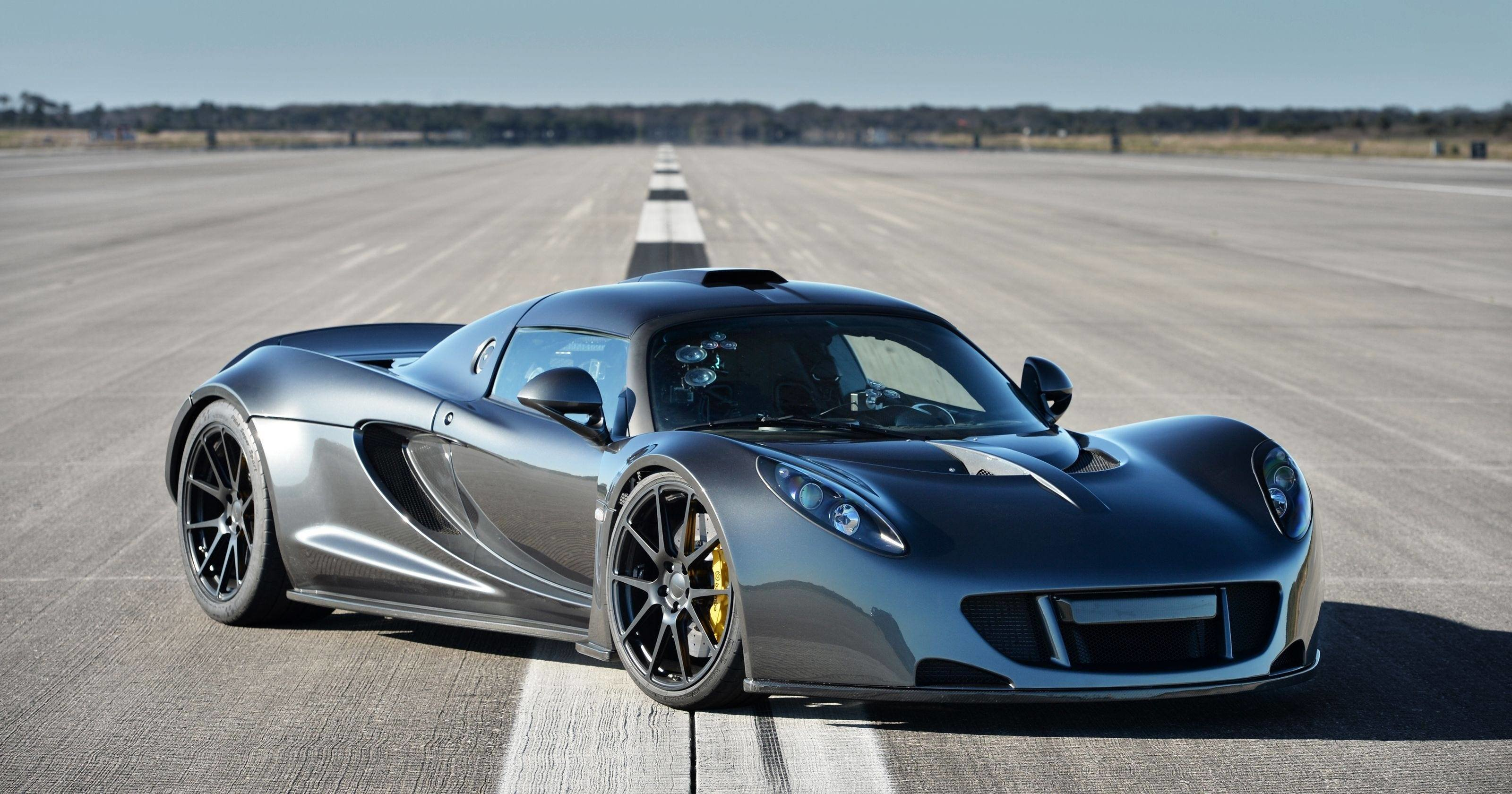 Latest Watch Hennessey Venom Gt Hits 270 Mph Free Download