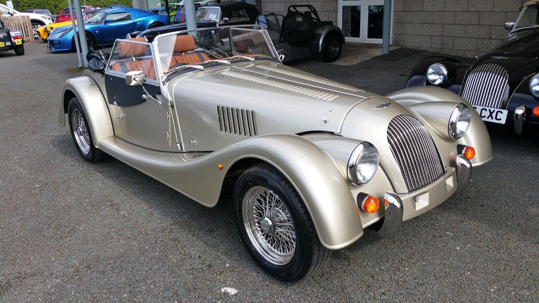 Latest Morgan Plus 4 In Cheshire Oakmere Morgan Official Free Download