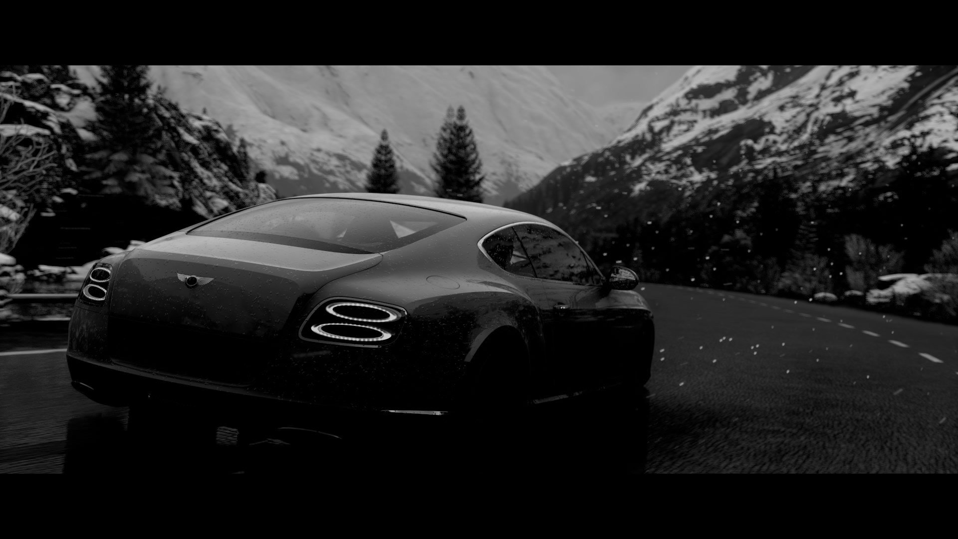 Latest Driveclub Car Rain Bentley Wallpapers Hd Desktop And Free Download