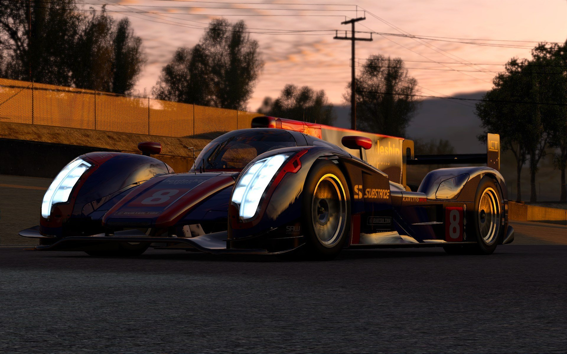 Latest Car Project Cars Video Games Audi Racing Wallpapers Hd Free Download