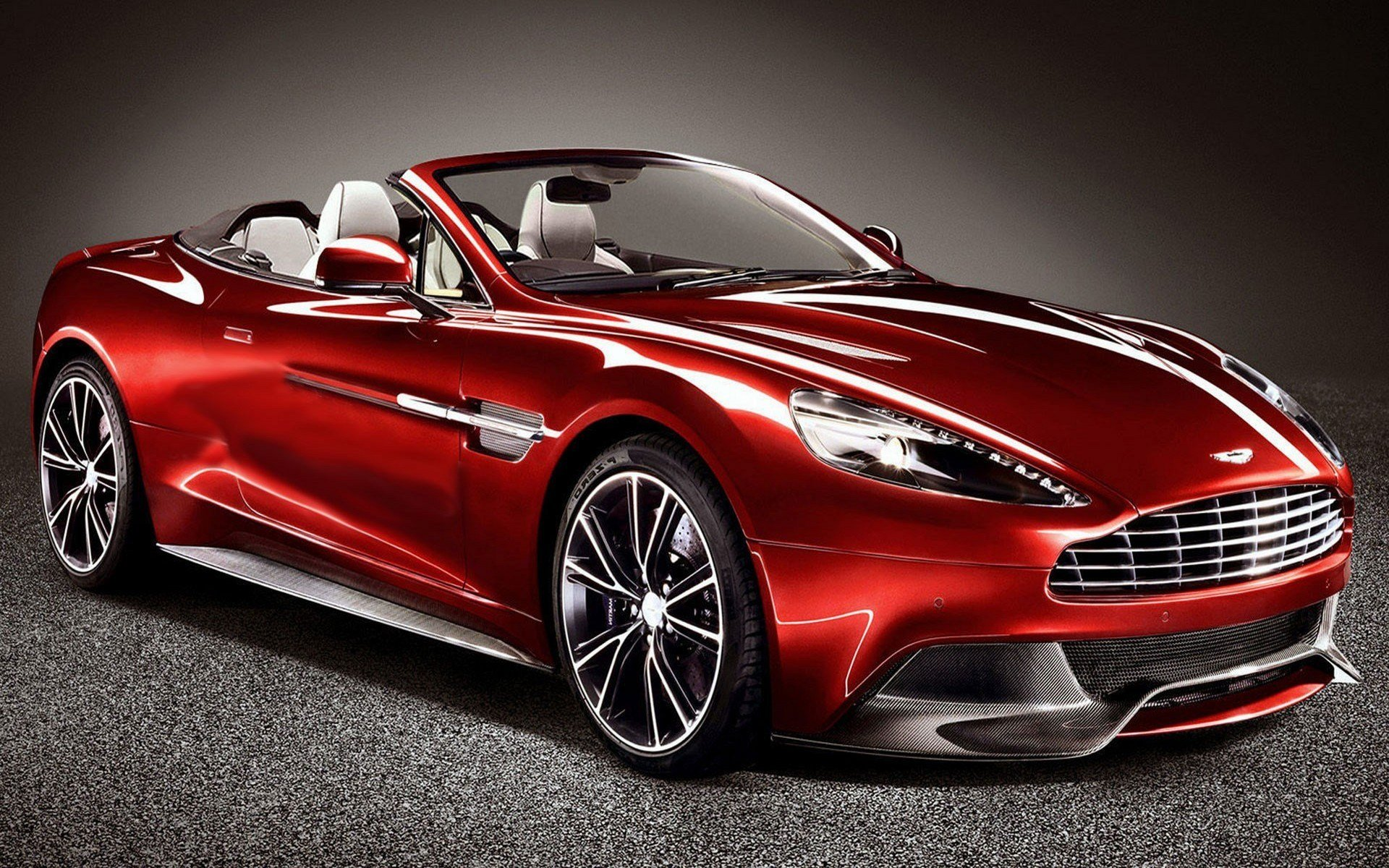 Latest Aston Martin Car Red Cars Wallpapers Hd Desktop And Free Download