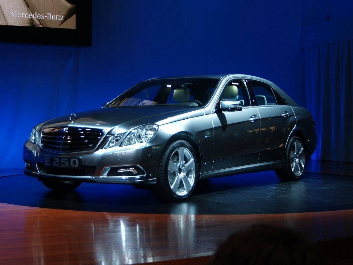 Latest Cars Mercedes Benz E250 Picture Nr 32297 Free Download